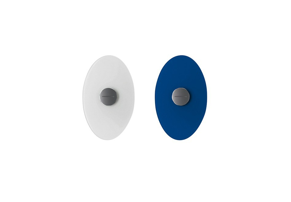 Bit 2 Wall lamp/ceiling lamp Blue