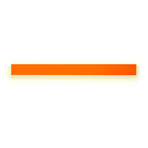 Fields 1 Wall Lamp (80w) orange