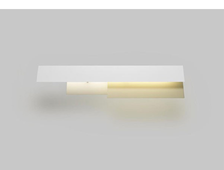 Fields 2 Wall Lamp (54w) white
