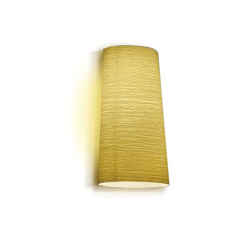 Kite Wandleuchte Fluoreszierend Gelb