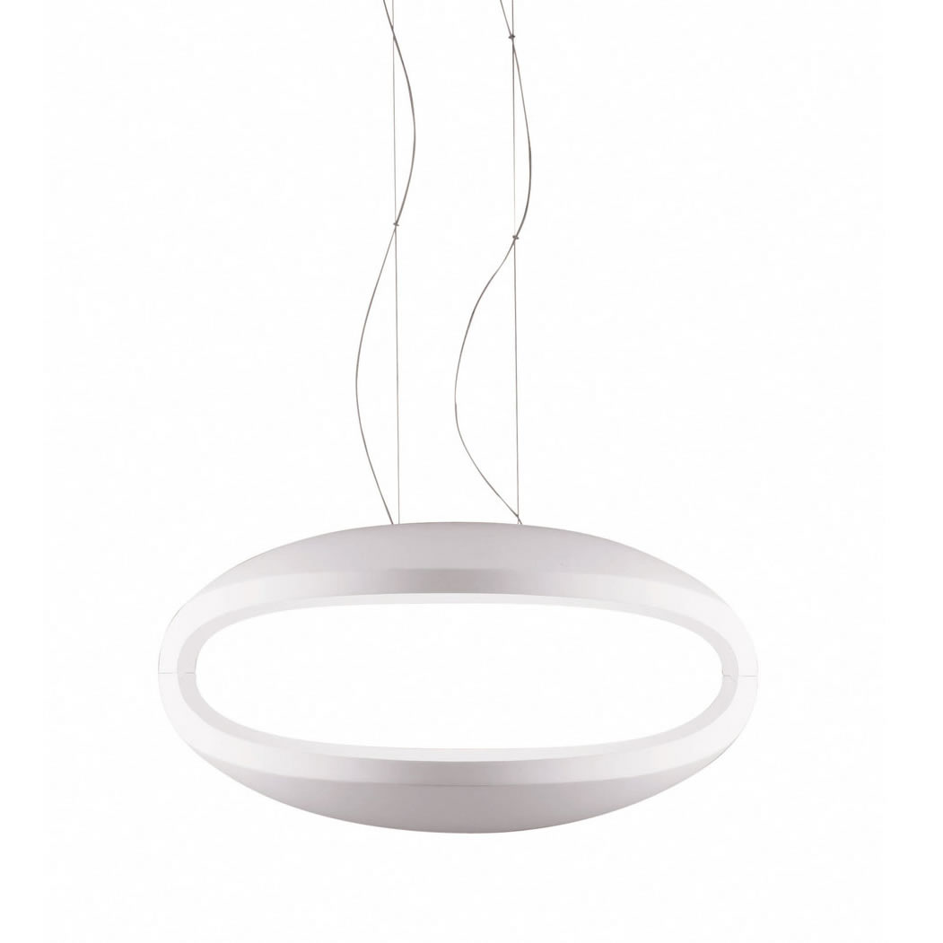 O space Pendant Lamp white
