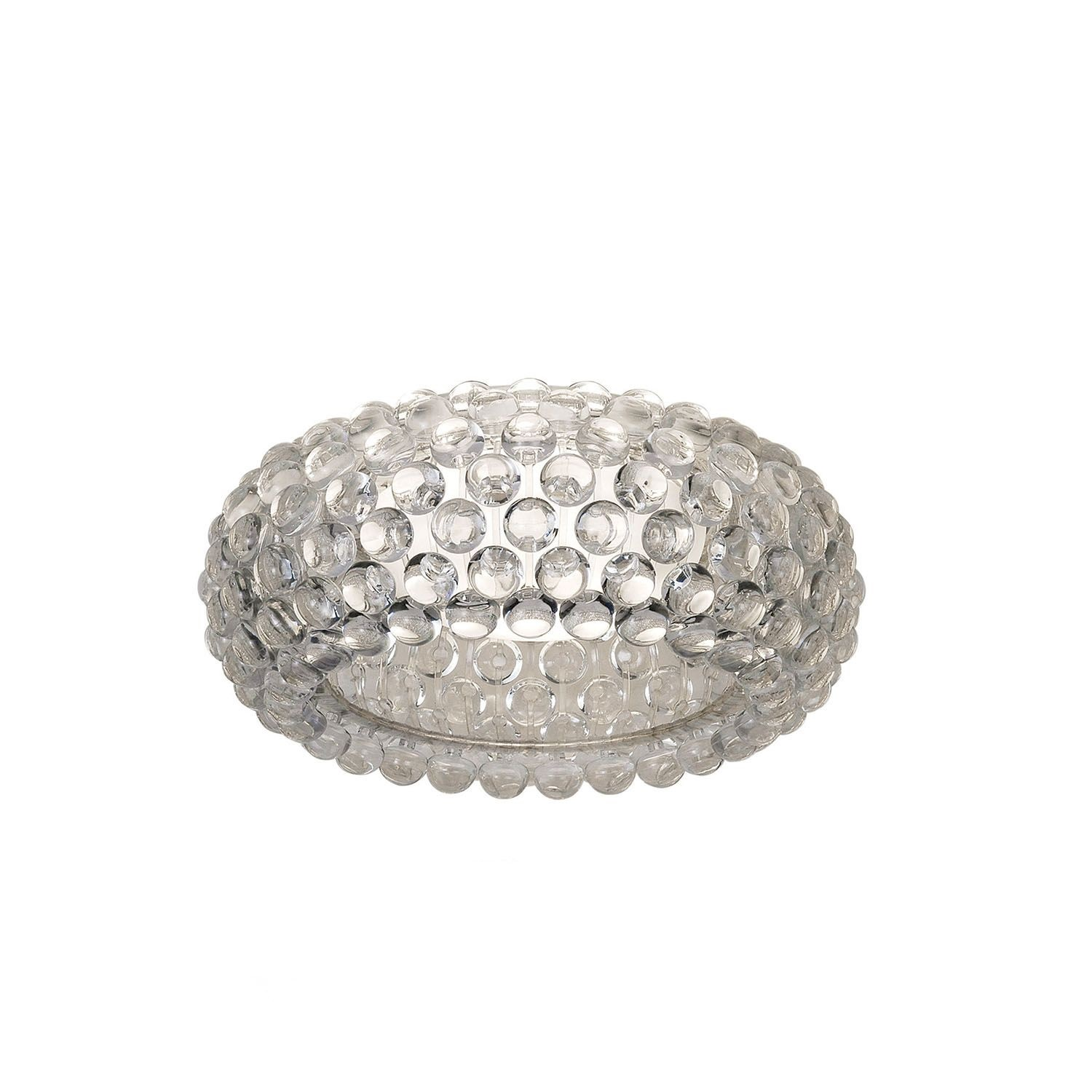 Caboche ceiling lamp ø50x19cm Transparent