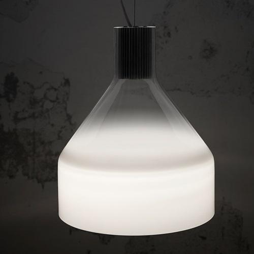 Caiigo Lámpara Colgante blanco esfumado