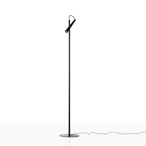 Magneto Floor Lamp white Black