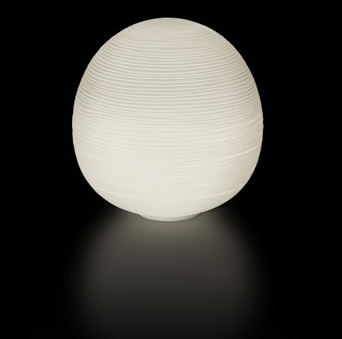 Rituals XL Table Lamp with dimmer E27 150w - white
