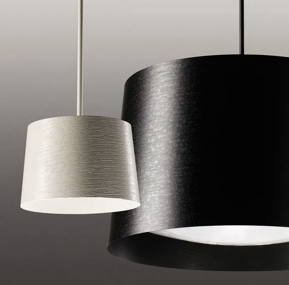 Twiggy large Pendant Lamp E27 3x20w Black