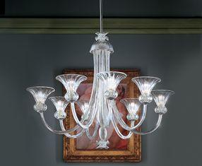 488 Lamp L8 Glass