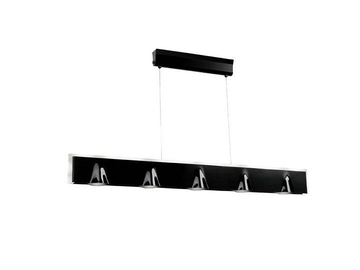 Tempo Pendant Lamp Lacquered Black