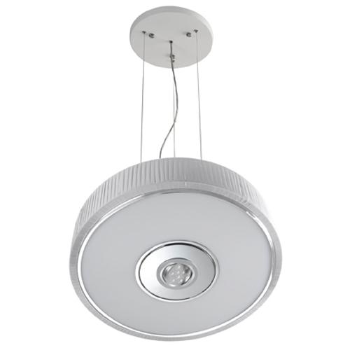Spin Lámpara Colgante ø75cm 5x30w PL E27 + Cree LED 350mA 9w 2900ºK blanco
