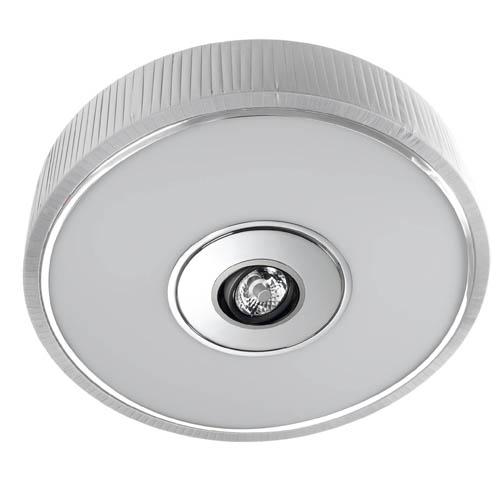 Spin Plafón ø75cm 5x30w PL E27 + QR-111 G53 blanco