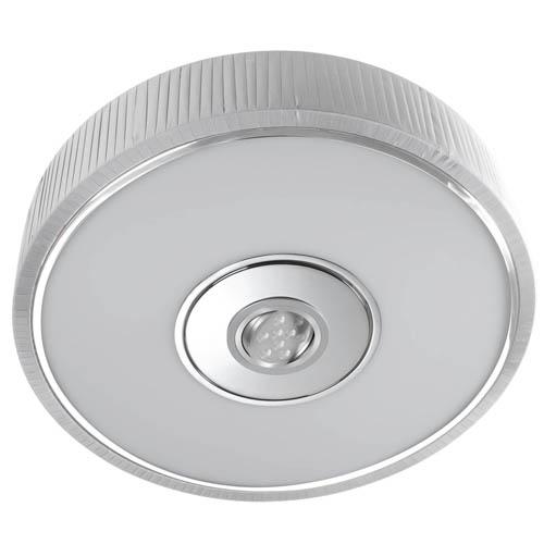 Spin Plafón ø75cm 5x30w PL E27 + Cree LED 350mA 9w 2900ºK blanco