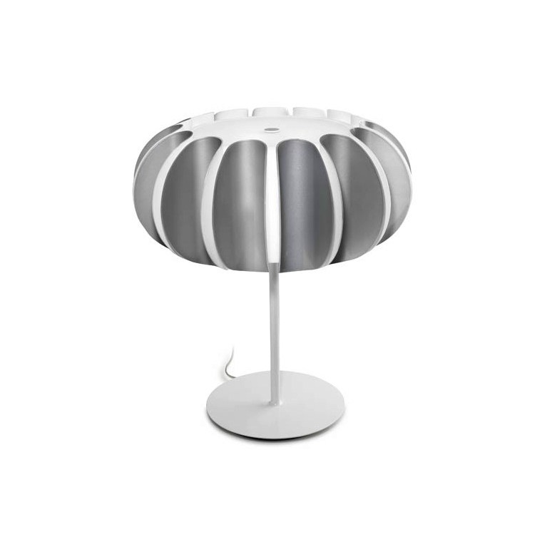 Blomma Table Lamp E27 3x23w - Grey