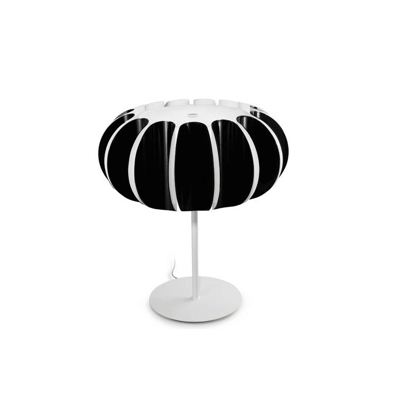 Blomma Table Lamp E27 3x23w - Black