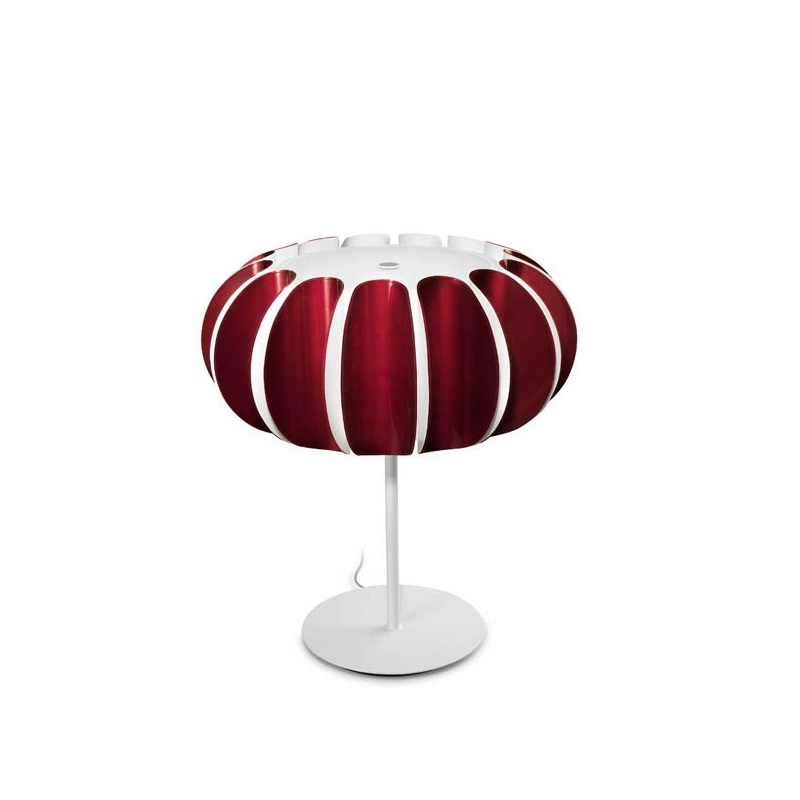 Blomma Table Lamp E27 3x23w - Red