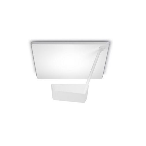Ace Plafón 44cm LED 1x27w 3000K regulable - blanco mate