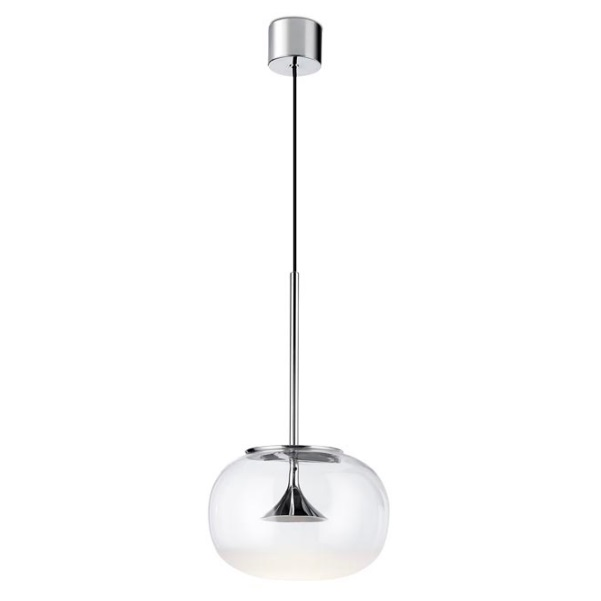 Alive Lámpara Colgante Cromo LED Cree 7W