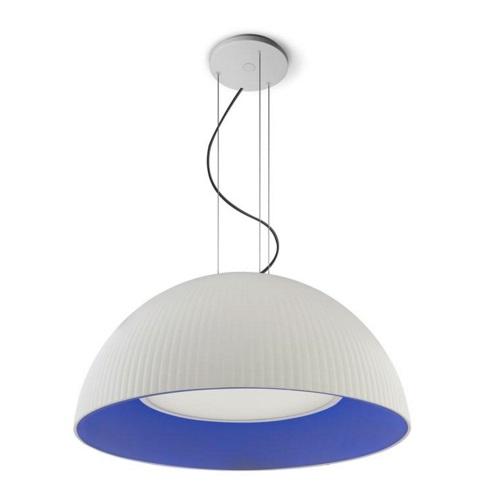 Aura Pendant Lamp 70cm LED 40W - white mate