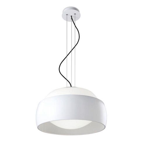 Balloons Pendant Lamp 1xE27 max 150W - white mate