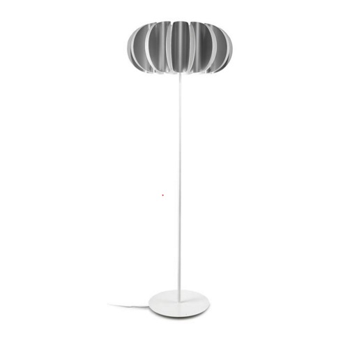 Blomma Floor Lamp E27 3x23w - Grey