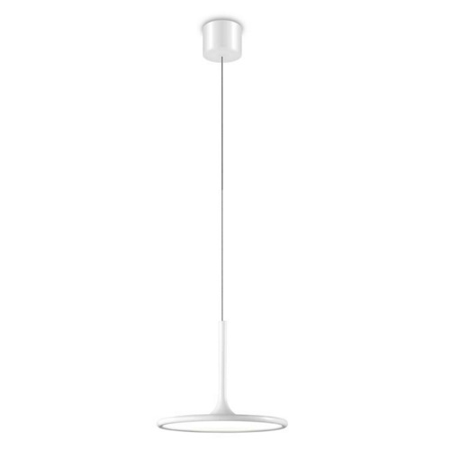 Net Pendant Lamp 25cm 168xLED Refond 15W - white mate