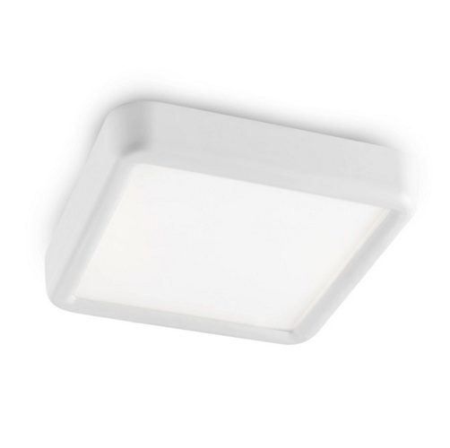 Net Plafón 31,5cm 308xLED Refond 30W - blanco mate