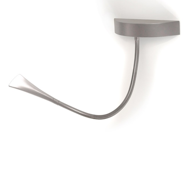 Open Aplique 1xLED Cree 4,5W - Aluminio
