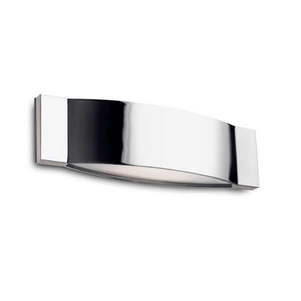 Slimm Wall Lamp 1xR7s 120W - Chrome