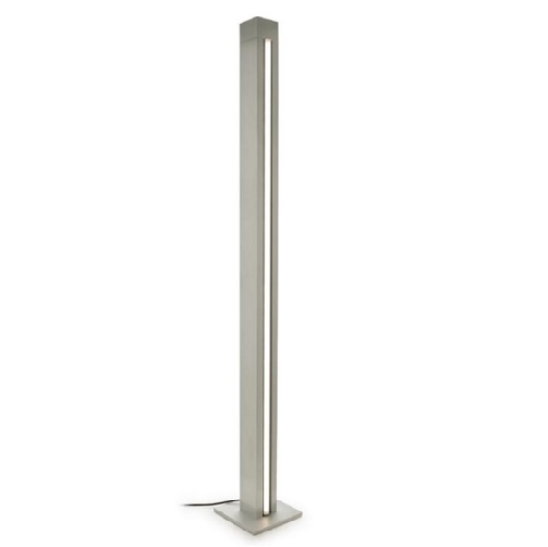 Total Floor Lamp LED CREE 18W - Aluminium Satin