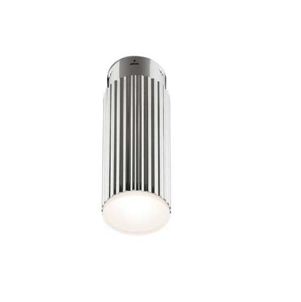 Rigatto Plafón pequeño LED CREE 7,2W - Cromo