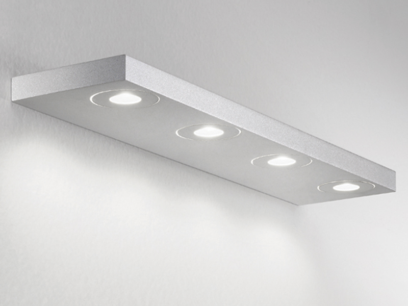 Swing Wall Lamp of wall 4 LED white