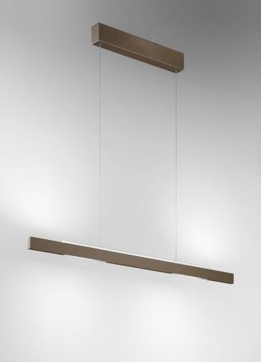 Tratto Pendant Lamp LED 36w beam Doble Moka