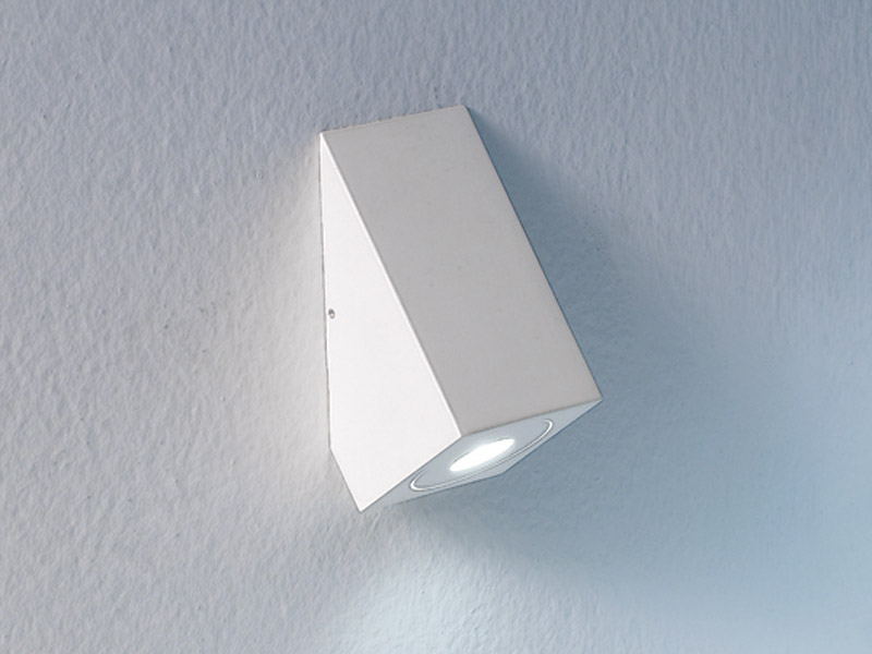 Da do Wall lamp/ceiling lamp 45° LED white