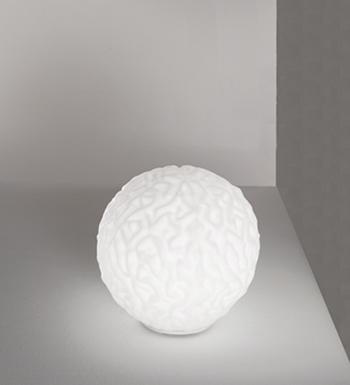 Emisfero Table Lamp ø16 Glass Soplado 1x60W