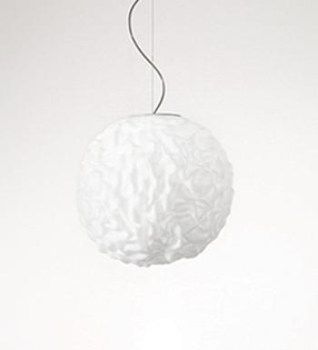 Emisfero Pendant Lamp Glass Soplado 1x200w E27