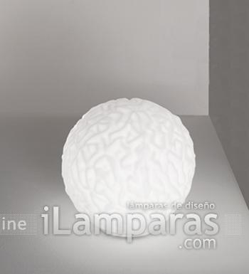 Emisfero Table Lamp ø25 Glass Soplado 1x100W