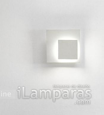 Piastra Wall Lamp 70x70 LED white/INTERNO COLOR