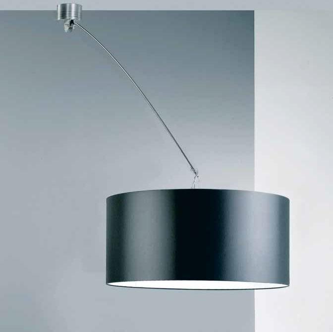 Gru Pendant Lamp 1L white lampshade 40 white
