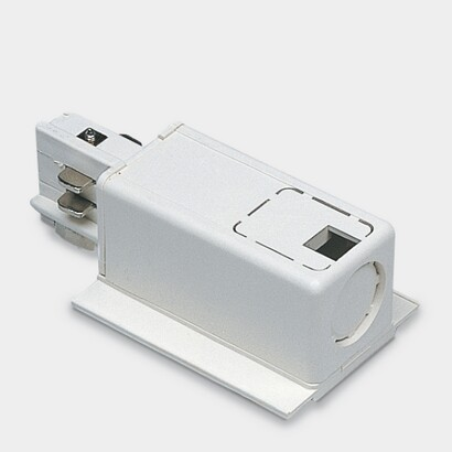 lid alimentación raíl electrificado Recessed