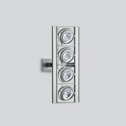 luminary cestello wall 6x50w 12v qr111