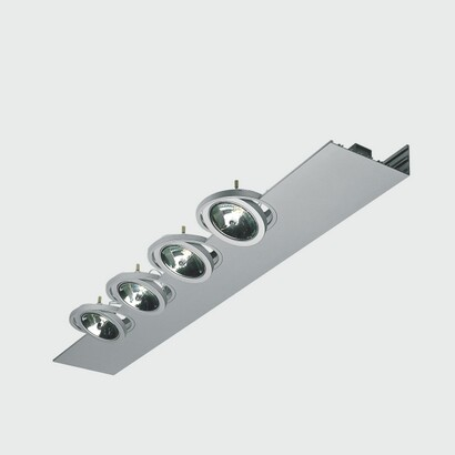Composit Pendant Lamp 4x35w dimmable tc elettr.flood l = 1200
