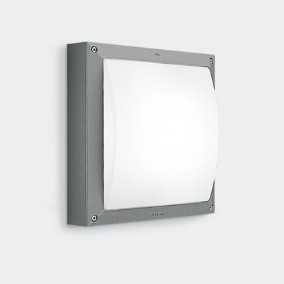 Full square plafo.1x18w tc tel elet.220 240v emerg