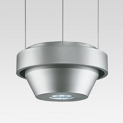 Saturn Suspensión luz Directa indirecta