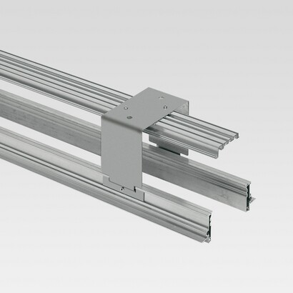 Module estructural hub Recessed minimal long 2404 mmxfake ceiling 12,5 mm.