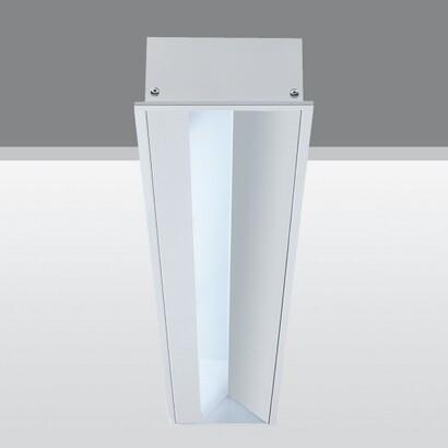Encastré lineup óptica ww lumière biodinÁmica 2xt16 54w (6500k 2700k) (l:1198)