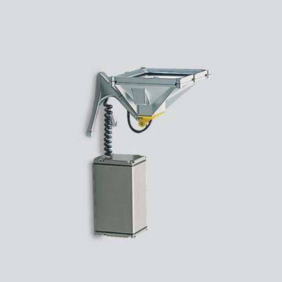 Applique Lingotto óptica asimétrica hit de 150w rx7s