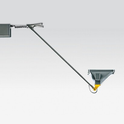 luminaire suspendida Lingotto Set optico Grand óptica asimétrica hit de 250w fc2