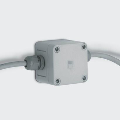 boîte de conexiones projecteur Lingotto