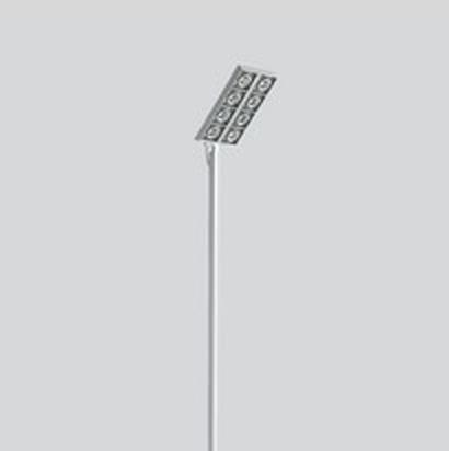lámpara de Lampadaire microcestello 8xQR-CBC 35 35w gu4