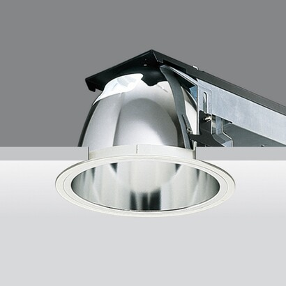 Downlight óptica equipo with invertidor tc tel 32w g24q 3