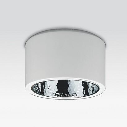 plafóni sistema 44 Reflector faceteado equipo standard tc d 18w g24d 2